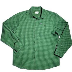 Columbia Omni-Shade Button Shirt